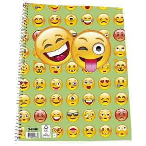 Kollegieblock - Smiley
