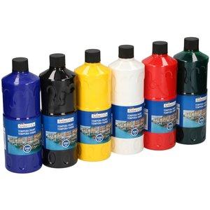 Färgset 500 ml - Tempera