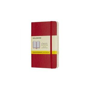 Anteckningsbok Classic Pocket Rutad Soft cover