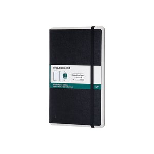 Papertablet P+ Large Blank - Svart