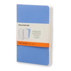 Volant Journal Linjerad Pocket Soft cover