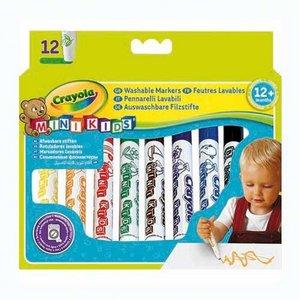 Markers Crayola Minikids - 12 pennor