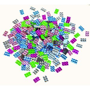 Akrylstenar - 500 st