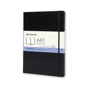 Folio Art Sketchbook Svart Slät Hard back