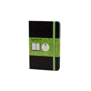 Anteckningsbok Evernote Smart Pocket Linjerad - Svart