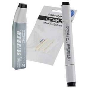 Starterset Copic Marker med refill