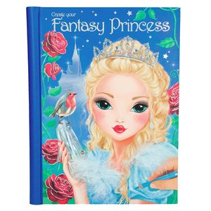 Designbok - Create your Fantasy Princess