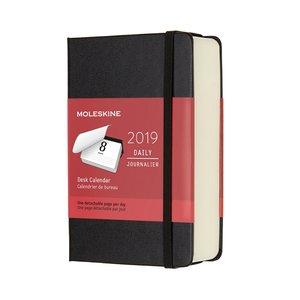 Dagskalender Skrivbord Pocket 2019