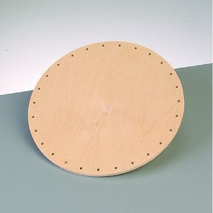 Korgbotten ø 16 cm / 4 mm - rund