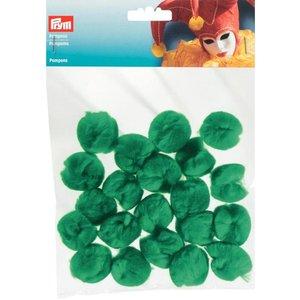 Pomponger grön
