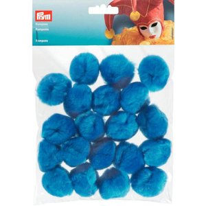 Pomponger kungsblå