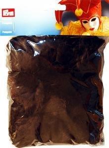 Pomponger svart