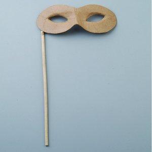 Billigtpyssel.se | Ögonmask på pinne 7 x 17 / 22 cm -