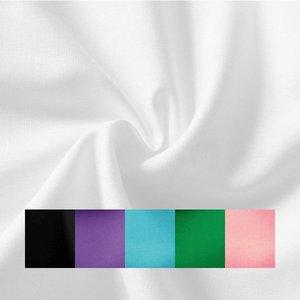 Bomull Flaggtyg - 150 cm (ca 20 olika färgval)