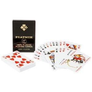 Billigtpyssel.se | 100% Plast spelkort