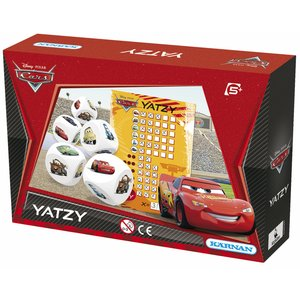 Yatzy - Disney Cars