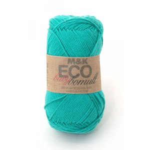 M&K Eco Baby Bomull garn - 50g
