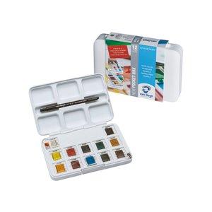 Van Gogh pocketbox ½ Kopp - 20HP8631 (set om 12 färger)