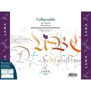 Kalligrafiblock Lana 250 G