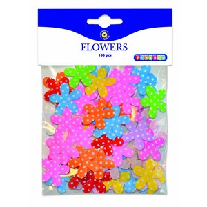 Blommor - 100 st