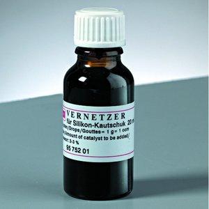 Bindemedel för silikon - 20 ml