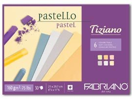 Tiziano pastellblock - soft