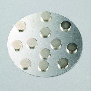 Neodymmagneter ø 10 mm - 12 st (extra starka)