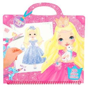 Målarbok Princess Mimi - Glamour