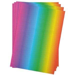 Regnbågspapper 20-pack