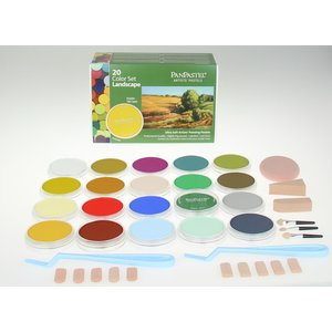 PanPastel - 20 Color Sets Landscape