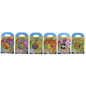 Pysselpaket Stickers - 6-pack
