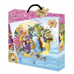 Askpussel 40 bitar - Disney Princess