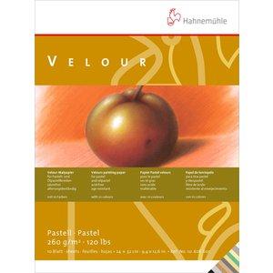 Pastellblock Hahnemühle Velour VIta 260g