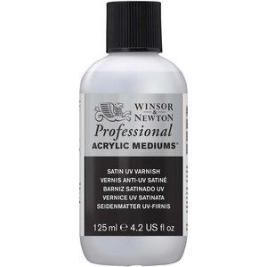 Akrylmedium W&N Professional - UV-Fernissa Satin
