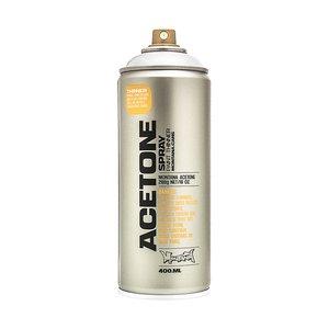 Billigtpyssel.se | Acetone - Förtunnare & rengöringsmedel - Montana - 400 ml