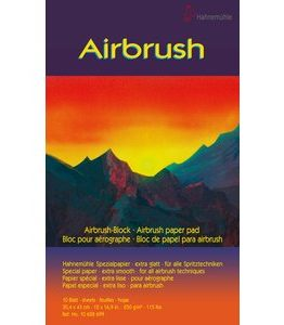 Billigtpyssel.se   Airbrushblock Hahnemühle 250g