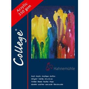 Billigtpyssel.se | Akrylblock Hahnemühle College 350g