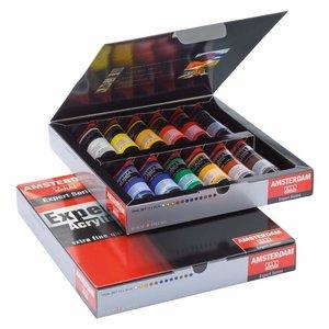 Billigtpyssel.se | Akrylfärg Amsterdam Expert 20 ml - 12 Tuber