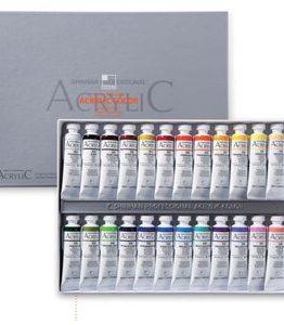 Billigtpyssel.se | Akrylfärgset Shinhan Artist Professional 20ml 24st