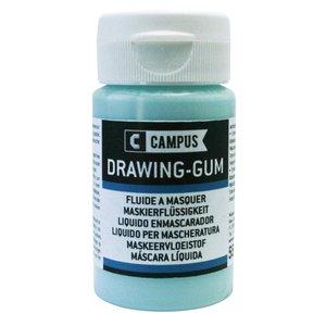 Billigtpyssel.se | Akrylmedium Campus 55Ml - Drawing-Gum
