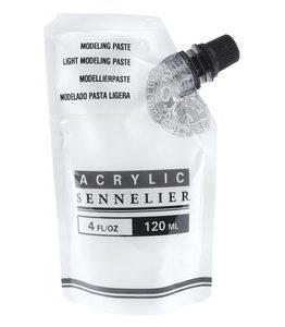 Billigtpyssel.se | Akrylmedium Sennelier 120Ml - Abstract Modeling Paste