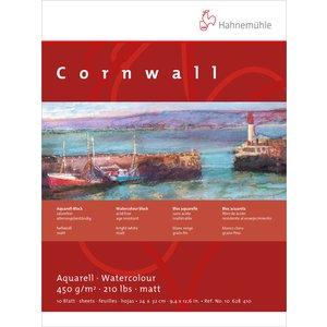 Billigtpyssel.se | AkvarellblockHahnemühle Cornwall 450g Grov