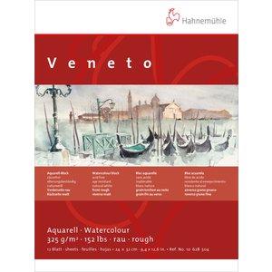 Billigtpyssel.se   Akvarellblock Hahnemühle Veneto 325g Grov/Matt - 24x32cm