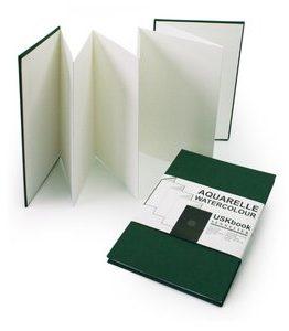 Billigtpyssel.se   Akvarellbok Sennelier Urban Sketch Book - 300g. 16X24 cm