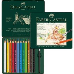 Billigtpyssel.se | Akvarellpennset Faber-Castell Albrecht Dürer Magnus - 12 pennor