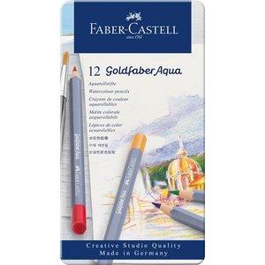 Billigtpyssel.se | Akvarellpennset Goldfaber Aqua - 12 Pennor