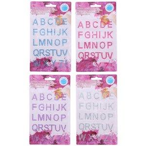 Billigtpyssel.se | Alfabetstickers - 27-pack