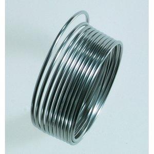 Billigtpyssel.se | Aluminiumtråd ø 2 mm - silver 2 m / ~ 17 g