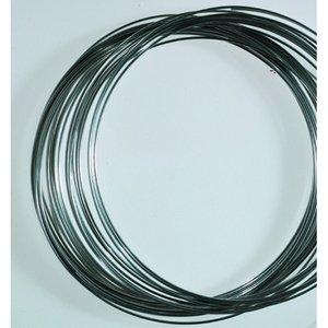 Billigtpyssel.se | Aluminiumtråd ø 2 mm - silver 20 m / ~ 170 g