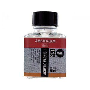 Billigtpyssel.se | Amsterdam Acrylic slutfernissa matt